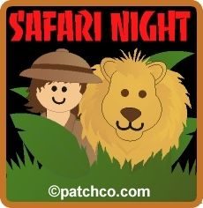 How about a safari theme for your daughter and the lion in her life? It's a jungle out there.