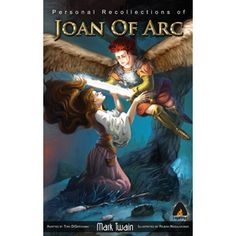 JOAN OF ARC — From Mark Twain, the writer of The Adventures of Tom Sawyer and The Adventures of Huckleberry Finn (also published by Campfire), comes an engaging tale of friendship, courage, conviction and treachery. Since 1896, the original Joan of Arc novel has been reprinted again and again, proving that its themes of determination, friendship and sacrifice are still relevant in today's modern world.