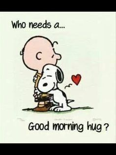 Snoopy and Charlie Brown.I love you Charlie Brown. Snoopy Love, Charlie Brown Und Snoopy, Snoopy And Woodstock, Snoopy Hug, Thank You Snoopy, Charlie Brown Valentine, Snoopy Beagle, Good Morning Hug, Good Morning Quotes
