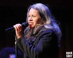 Natalie Merchant in concert at Milton Court, EC2<br /> 10/05/14<br /> Photo:  Marilyn Kingwill