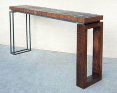 Gorgeous Century Old Reclaimed Wood Shenandoah Desk by BlakeAvenue