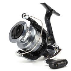2016 NEW Shimano Brand SIENNA 1000 2500 4000 FE 1+1BB Front Drag Spinning Fishing Reel XGT7 Body Spin Carp Feeder steering wheel