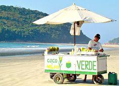 Pernambuco Beach – Guarujá Island - São Paulo – Brazil