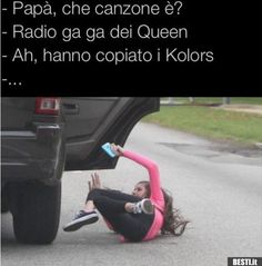 Che canzone è Crazy Funny Memes, Funny Pins, Haha Funny, Funny Jokes, Hilarious, Queen Meme, We Are The Champions, Funny Phrases, Funny Moments