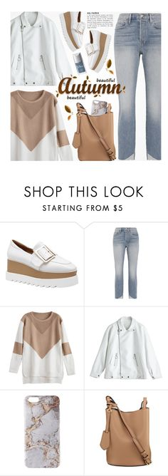 """""""Untitled #3790"""" by beebeely-look ❤ liked on Polyvore featuring Frame, Burberry, Christian Dior, StreetStyle, Sweater, streetwear, zaful and fall2017"""