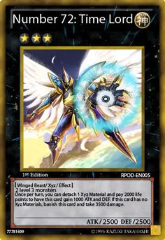 ... - Part I - Realistic Cards - Single Cards - Yugioh Card Maker Forum