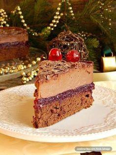 Jednostavna čokoladna torta — Coolinarika