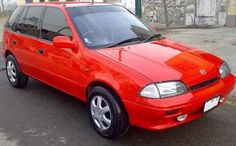 SUZUKI SWIFT SF310 SERVICE REPAIR MANUAL DOWNLOAD!!!
