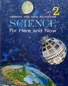 Science Text Books -    Old School Reading Books
