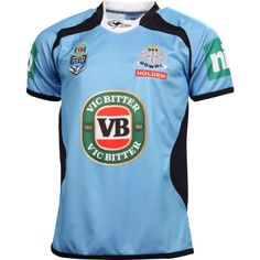 NSW Blues. Hopefully they can break the State Of Origin drought #UpTheBlues