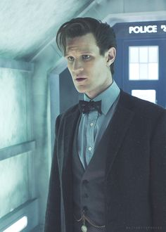 "The 11th Doctor's final episode: The Christmas Special, ""The Time of The Doctor"""
