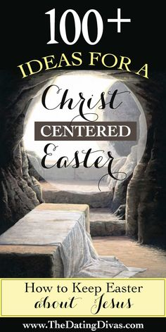 Ideas for a Christ-Centered Easter