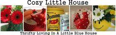 Cozy Little House Blog