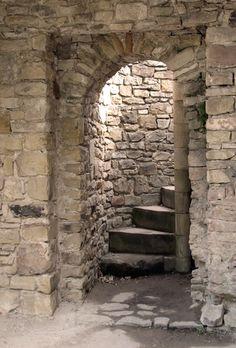 Stone stairs #SpatialArts