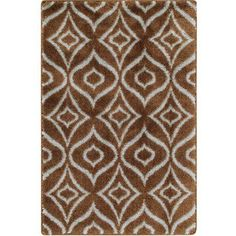 Better Homes and Gardens Soft Prism Bath Rug Collection, Brown