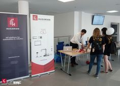 Last weekend Husarion was present at European Rover Challenge 2016, where our stall was visited by many talented engineers from different European universities. CORE2 and Husarion Cloud were warmly welcomed by the fair participants who assailed us with thousands of questions. As you can see, there are many use-cases in the field of robotics, home automation, new-tech and commercial robots.