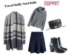 Cosa indossare in Italia ad Ottobre - Travel and Fashion Tips by Anna Pernice