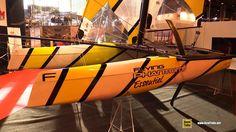 2017 Flying Phantom Essentiel Catamaran - Walkaround - 2016 Salon Nautiq...