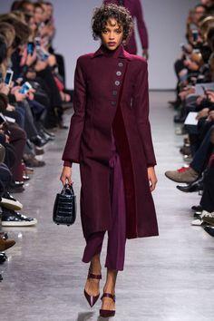 Неделя моды в Нью-Йорке: Zac Posen осень/зима 2016/17 (Интернет-журнал ETODAY)