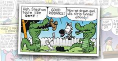 Bill Watterson, il papà di Calvin & Hobbes, torna a disegnare fumetti