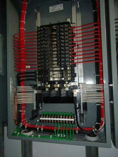 Rewire rewire в 2019 г. home electrical wiring, electric hou Wiring A Plug, Electrical Panel Wiring, Electrical Projects, Electrical Installation, Electrician Work, Residential Electrical, Solar Panel Battery, Electric House, Pole Barn Homes