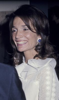 Lee Radziwell attends Museum of Modern Art Spring Preview Gala on May 22, 1973 in New York City.