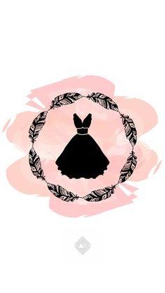 Instagram Logo, Story Instagram, Ideas Para Logos, Sewing Machine Drawing, Framed Wallpaper, Insta Icon, Fashion Logo Design, Boutique Logo, Clothing Logo