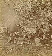 Native American Religion: Paiute Indians
