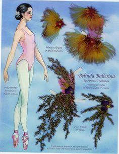 Ballerina by Helen Johnson