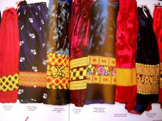 Collection of Frida's shawls!! I agree with the blog author - great inspiration!
