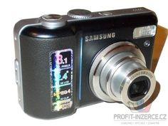 Digitální fotoaparát SAMSUNG DigimaxS800