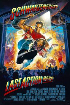 คนเหล็กทะลุมิติ (Last Action Hero)