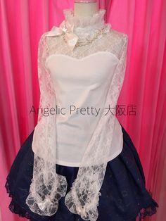 2月13日(土) 新作入荷のおしらせ♪の画像(3/10) Angelic Pretty, Formal Dresses, Tops, Fashion, Dresses For Formal, Moda, Formal Gowns, Fashion Styles, Formal Dress