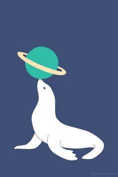 space seal illustration by Masahito www.masahito.co.uk