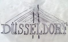 Word of the week - Week 10 Dusseldorf - by Madame Fourmilion