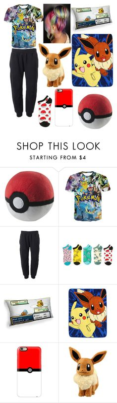 """just in a Pokemon kick, can you guess my favorite?"" by lilsmexystyles123 ❤ liked on Polyvore featuring adidas Originals and Casetify"