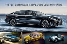 """These """"4 Amazing Future Cars by #Lexus"""" have everything that you have been looking for. Read our blog for details. #UAE"""
