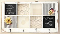 Hey, I found this really awesome Etsy listing at http://www.etsy.com/listing/157040766/old-window-customized-repurposed