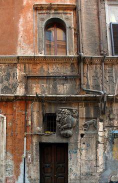 Ghetto, Rome, Italy