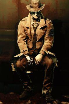 Nick Valentine, Fallout 4