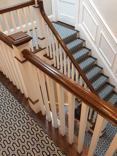 We are the carpet and rug experts in Boston. We will custom fabricate stair runners, area rugs and hall runners to fit your home perfectly. Home Carpet, Carpet Sale, Rugs On Carpet, Hall Runner, Custom Carpet, Design Blogs, Stair Runners, Custom Rugs, Stairways