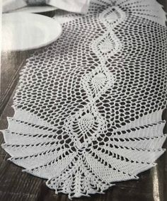 Pineapple Swirl Runner, Crochet World, August Check out our selection of crochet and other craft magazines! Use promo code to save! Crochet World, Crochet Top, Doily Patterns, Crochet Patterns, Table Runner Pattern, Crochet Doilies, Mosaic Tiles, Magazines, Pineapple
