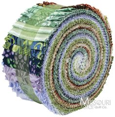A New Leaf Jelly Roll from Missouri Star Quilt Co