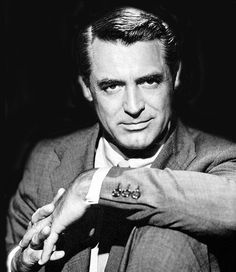 CARY GRANT - Hollywood legend, actor, comedy genius and fashion icon. Cary Grant, Divas, Classic Hollywood, Old Hollywood, Actor Quotes, Quotes Quotes, Motivational Quotes, Becoming An American Citizen, Raining Men