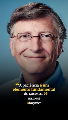 Frase motivacional do Bill Gates que pode mudar sua vida. Bill Gates Frases, Motivational Phrases, Inspirational Quotes, Philosophical Thoughts, Rihanna Photos, Funny Tattoos, Interesting Quotes, Stephen Hawking, Wedding Quotes