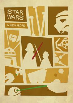 Star Wars Minimalist Posters – Christian Theist