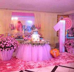 Decoración De Fiestas Tematicas, Y Mucho Mas - Caracas ... Butterfly Garden Party, Butterfly Birthday Party, Ballerina Birthday Parties, Princess Birthday, Princess Party, 1st Birthday Parties, Birthday Party Decorations, Diva Party, Royal Party
