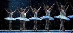 Christmas Magic - English National Ballet - The Nutcracker. Photographer unknown.