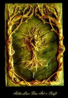 The Gates of the Golden Elves by Gwillieth on deviantART