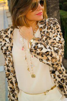 Ideas para combinar print de leopardo | ESTILISMO CON ROMY